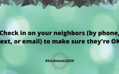 March 21 Kindness Prompt