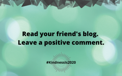 March 25 Kindness Prompt